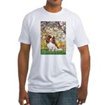 Spring & Cavalier Fitted T-Shirt