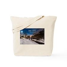 New Hope PA. Tote Bag