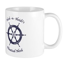 Hesh n Heidi's Nautical Nosh Mug