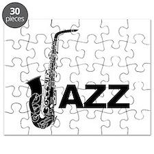 Jazz Sax Puzzle