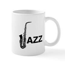 Jazz Sax Mugs
