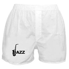 Jazz Sax Boxer Shorts