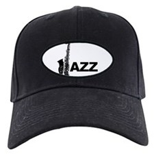 Jazz Sax Baseball Hat