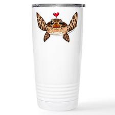Sea Turtle Love Travel Mug