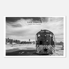 Cape Charles. Postcards (Package of 8)