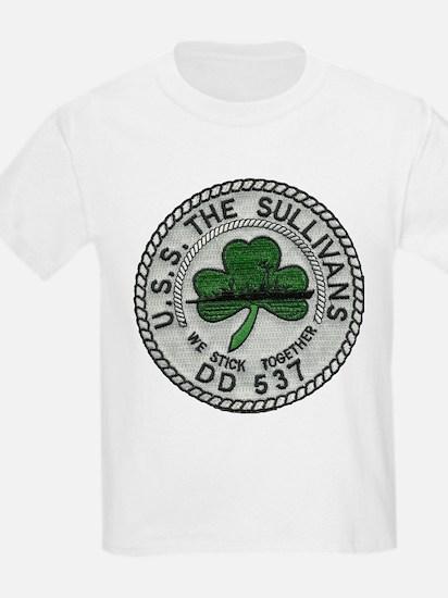 USS THE SULLIVANS T-Shirt