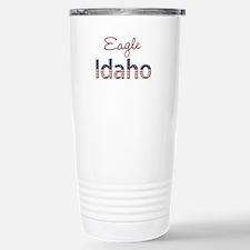 Custom Idaho Stainless Steel Travel Mug