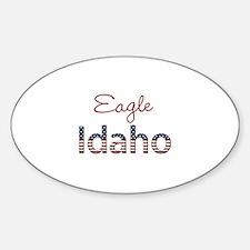 Custom Idaho Decal