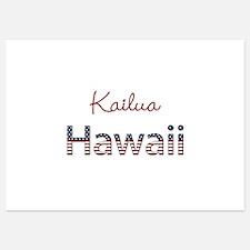Custom Hawaii Invitations
