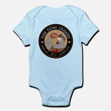 Pork Eating Crusader Infant Bodysuit