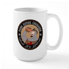 Pork Eating Crusader Mug