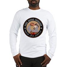 Pork Eating Crusader Long Sleeve T-Shirt