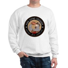 Pork Eating Crusader Sweatshirt