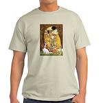 The Kiss & Cavalier Light T-Shirt