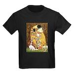 The Kiss & Cavalier Kids Dark T-Shirt