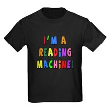 Im a Reading Machine T