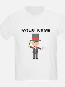 Custom Magician T-Shirt