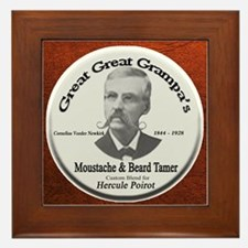 Great Great Grampa's Print! Framed Tile