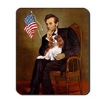 Lincoln's Cavalier Mousepad