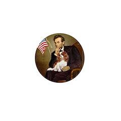 Lincoln's Cavalier Mini Button
