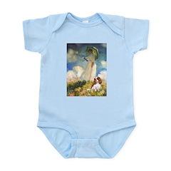 Umbrella / Cavalier Infant Bodysuit