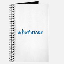 Whatever Journal