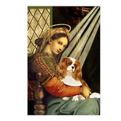 Madonna & Cavalier Postcards (Package of 8)