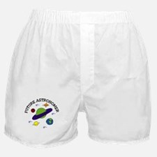 Saturn Mars Astronomy Planets Earth Boxer Shorts