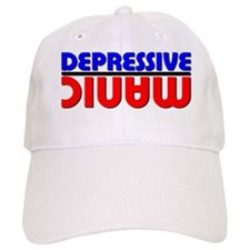Manic Depression Baseball Cap