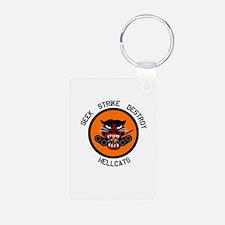 Hellcat Keychains