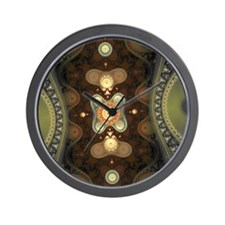 The noble art kaleidoscope Wall Clock