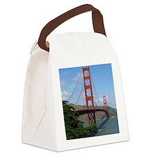 Cute San Canvas Lunch Bag