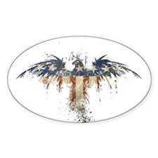 American Eagle Decal
