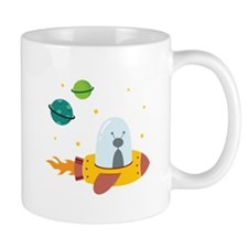 Outer Space Mugs