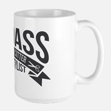 Badass Mother Cutter Mug