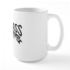 Badass Mother Cutter Mug