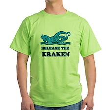 kraken2-tex T-Shirt
