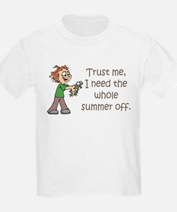 Summer Off Teachers T-Shirt