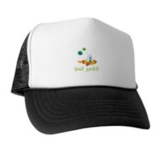 Space Junkie Trucker Hat