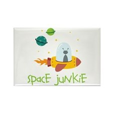Space Junkie Magnets