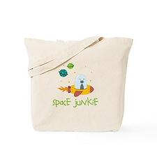 Space Junkie Tote Bag