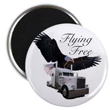 Flying Free Magnet