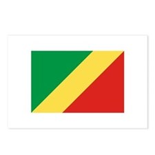 The Republic of the Congo Postcards (Package of 8)