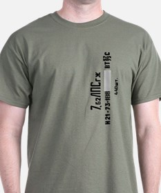 7.62x54R factory 188 spam can T-Shirt