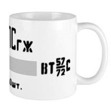 7.62x54R factory 188 spam can Mugs