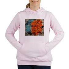 Hatha Sun/Moon Version 3 Women's Hooded Sweatshirt