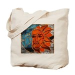 Hatha Sun/Moon Version 3 Tote Bag