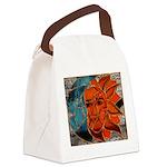 Hatha Sun/Moon Version 3 Canvas Lunch Bag