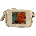 Hatha Sun/Moon Version 3 Messenger Bag