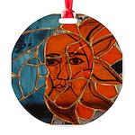 Hatha Sun/Moon Version 3 Ornament